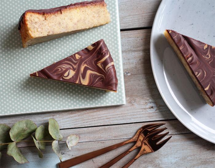 Banankage Den Bedste Svampede Banankage Med Chokoladecute Carbs