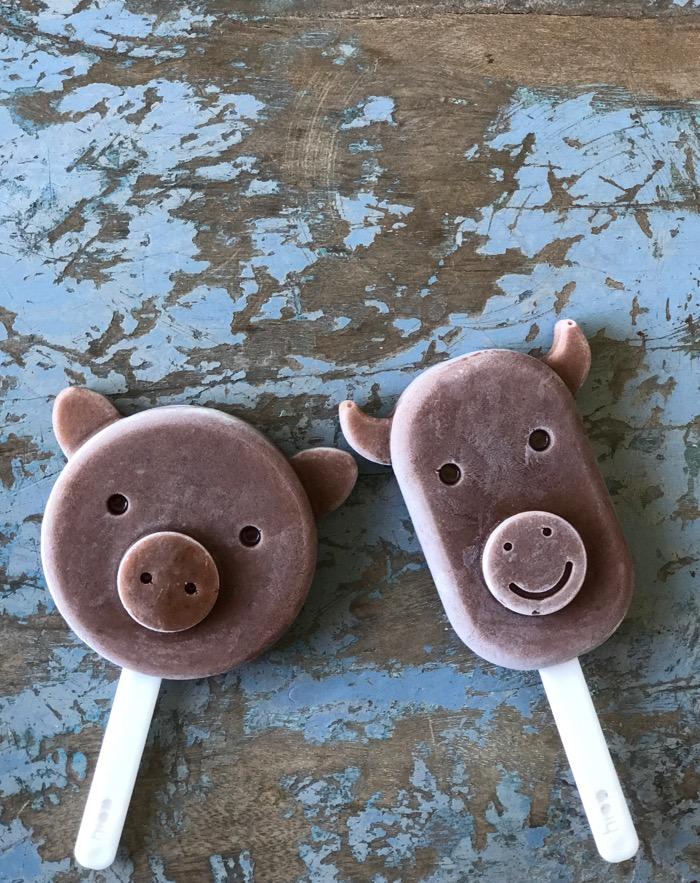 Chokoladeis til børn