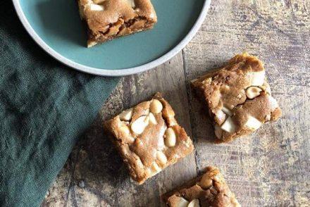 Peanutbutter-brownie