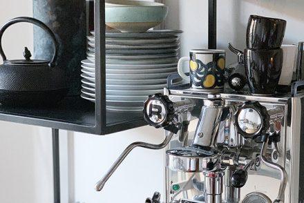 Rocket espressomaskine